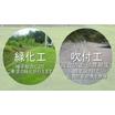土壌流出防止|法面緑化工法『ポリソイル緑化工』 製品画像
