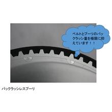 バックラッシレス(BLP)プーリ 製品画像