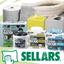 【SELLARS(セラーズ)】 工業用ワイパー・油吸着マット   製品画像
