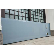 スライド式浸水シャッター(一間間口用) 製品画像