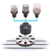 高精度位置決めクランプユニット クイックゼロセッティングデバイス 製品画像