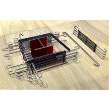 スラブ開口部スライド補強筋BOX 構台杭用セルボン 製品画像