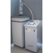 磁気特性測定システム用ヘリウム3冷凍機システム 製品画像