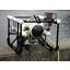 水中での部品欠陥確認作業を水中カメラで監視! 製品画像
