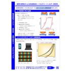【資料】超微小硬度計による負荷除荷モード&カラーフィルター測定例 製品画像
