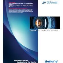 総合カタログプレゼント!昼夜兼用の光学レンズ(CCTVレンズ) 製品画像