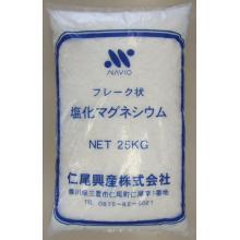 【国産】フレーク状塩化マグネシウム【新用途募集キャンペーン】 製品画像