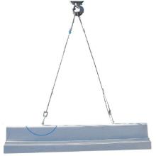 『長尺製品天端吊り用金具』 製品画像