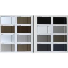 【導入事例】アルミ押し出し材の表面処理 製品画像