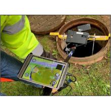 【事例】DPIシリーズを利用した大嵐後の地下マンホール調査事例 製品画像