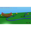 AGX Dynamicsケーブルの動力学シミュレータ開発ツール 製品画像