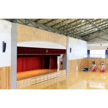 【国産ブランド木材を使用した施工事例】体育館(内装工事) 製品画像