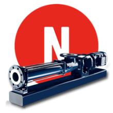 標準ポンプ『製品群N』 製品画像