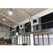【熱中症対策 導入事例】東京都中野区立小中学校体育館19校 製品画像