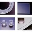 『高純度石英ガラスの加工技術』『多孔質構造体の製造技術』 製品画像