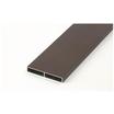 アルミ板材なら『平板 100×15(ダーク)』 製品画像