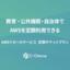 【教育・公共機関向け】AWSリセールサービス定額チケットプラン  製品画像