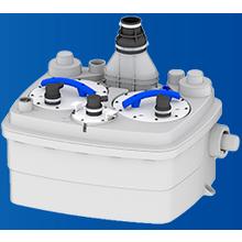粉砕圧送揚水ポンプ『サニキュービック2 クラシック』 製品画像
