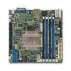 Mini ITX規格産業用マザーボード【X10SDV-F】 製品画像