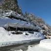 スノーネット式雪崩予防・落石防護兼用柵『三角フェンス』 製品画像
