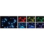 イルミネーション装飾用LED照明RGBストリングライト 製品画像