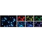 イルミネーションライトアップ演出LED照明RGBストリングライト 製品画像