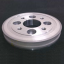 硬脆性材料加工用ダイヤモンドホイール『USM』※高精度加工に好適 製品画像