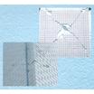 外壁複合改修構工法『コンスネット工法』 製品画像