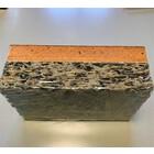 モクセンN(不燃板) × 高性能不燃フェノールフォーム複合板 製品画像