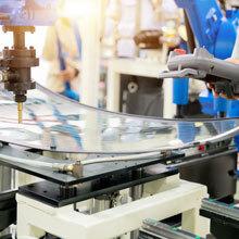 自動車部品リアアスクル部の組付け専用治具(リアアスクル) 製品画像