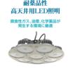 耐薬品・耐油性高天井用LED照明【※試験設置可能】 製品画像