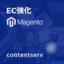 Magento ecommerce x Contentserv  製品画像