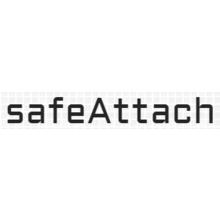 メール誤送信対策他・safeAttach EVS (サービス) 製品画像