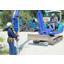 【太陽光発電サービス】スクリュー杭の埋設 製品画像