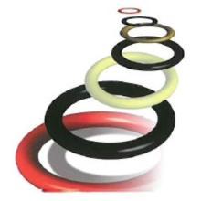フッ素ゴム『Oリング ウルフシリーズ』【サンプル提供可能】 製品画像