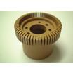 樹脂切削加工/ゴム切削加工の事例 製品画像