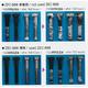 【完全クロムフリー!】亜鉛系金属表面処理剤『ZECCOAT』 製品画像