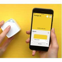 簡易測色ツール『CUBE(キューブ)』|ポータブルカラーピッカー 製品画像