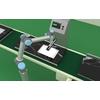 品質保証に貢献!ロボットを活用したインライン微小凹凸検査システム 製品画像