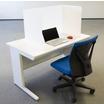【オフィス用】折りたたみ卓上パーティション『モバイルウォール』 製品画像