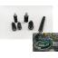 樹脂スペーサー、樹脂スタッド、絶縁スペーサー、絶縁スタッド 製品画像