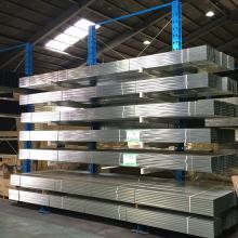 作業効率&空間利用効率を劇的に改善する資材保管棚『バーラック』 製品画像