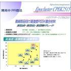 微細部品向けPEEK材料「エポクラスターT CPEK2515」  製品画像