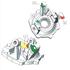 複雑異形状ワークはお任せください!鋳物のマシニング加工サービス 製品画像