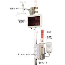 環境センサー『WEATHERY WEF-DS01』 製品画像