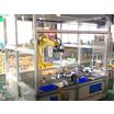 FA・工場の自動化事例:【事例】ロボットによる切断作業自動化 製品画像