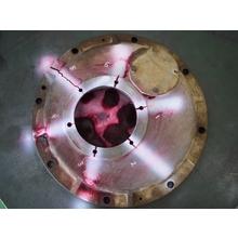 金属亀裂補修 メカニカルステッチ工法「MS工法」  製品画像