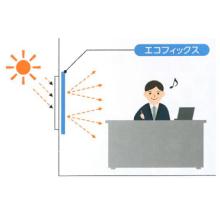 【市場規模】光拡散・遮熱ファブリック エコフィックス 製品画像