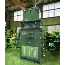 脱炭素に適合の低コスト有機ごみ磁力熱分解処理装置SWP120II 製品画像