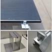 屋根用太陽光発電設備向け接着架台工法『エスノンホール』 製品画像